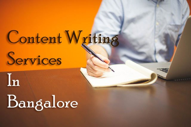 Best Content Writing Services in Bangalore