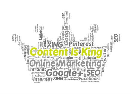 digital marketing best practices - content marketing