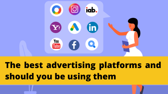 best advertising platforms